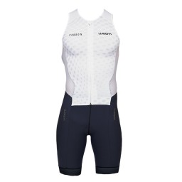 Macaquinho Triathlon Regata Woom Carbon Ice