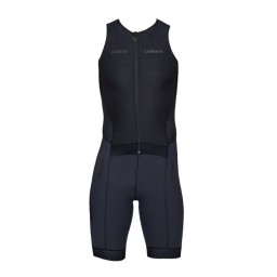 Macaquinho Triathlon Woom  Regata Carbon Black