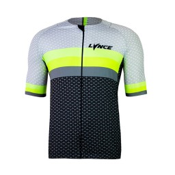 Camisa Ciclismo Lynce Silver Degre