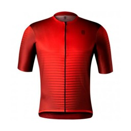 Camisa Ciclismo Ultracore Red