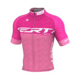 Camisa ERT Elite Racing Rosa