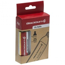 Kit Tubo de CO2 Blackburn 25g