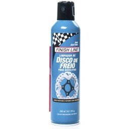 Limpador Finish Line de Disco de Freio 295ml